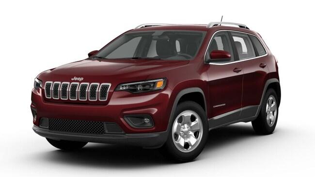 New 2019 Jeep Cherokee LATITUDE FWD Sport Utility Benton
