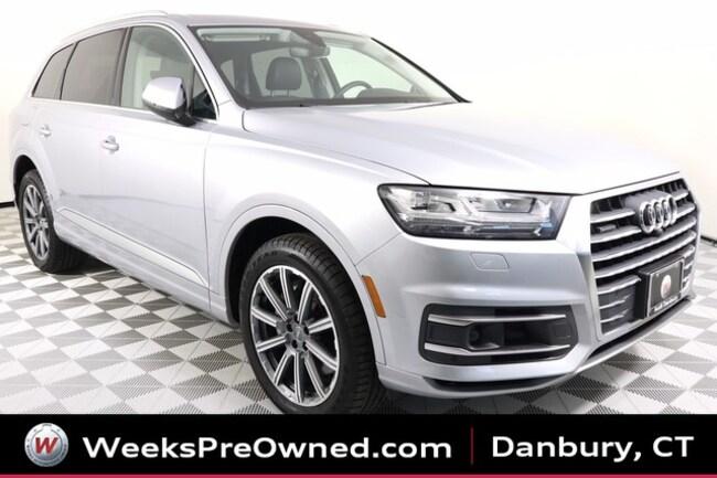 2018 Audi Q7 3.0T Premium Plus w/ Driver Assistance Pkg. SUV
