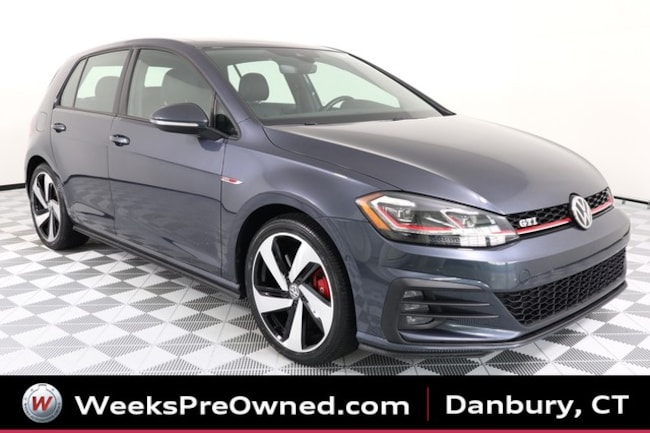 2018 Volkswagen Golf GTI Autobahn 6-Spd Manual Hatchback