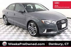 2018 Audi A3 Sedan 2.0T Premium Tech Value Pkg. w/ Sport Sedan