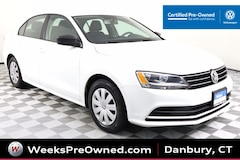 2016 Volkswagen Jetta Sedan 1.4T S w/Technology Sedan