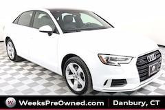 2018 Audi A3 Sedan 2.0T Premium Sedan