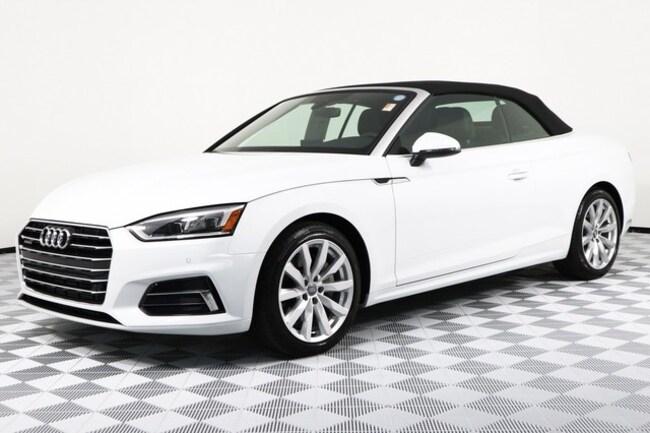 Used Audi A Cabriolet T Premium Plus For Sale In Danbury CT - Convertible cars audi