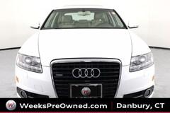 2011 Audi A6 3.0T Premium Plus Sedan