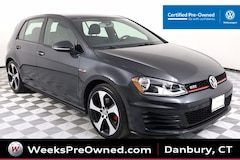 2016 Volkswagen Golf GTI S 4-door Sedan