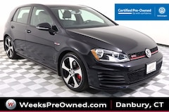 2015 Volkswagen Golf GTI Autobahn w/Performance Pkg & 6-Spd Manual Hatchback
