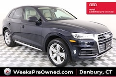 2018 Audi Q5 2.0T Premium w/ Tech Value Pkg. SUV