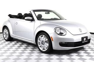 2014 Volkswagen Beetle Convertible 1.8T w/Tech