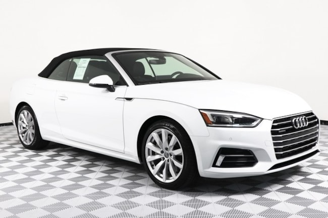 Used Audi A Cabriolet T Premium Plus For Sale In Danbury CT - Used audi a5 convertible