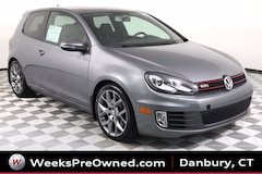 2011 Volkswagen GTI w/Sunroof & Navigation & 6-Spd Manual Coupe