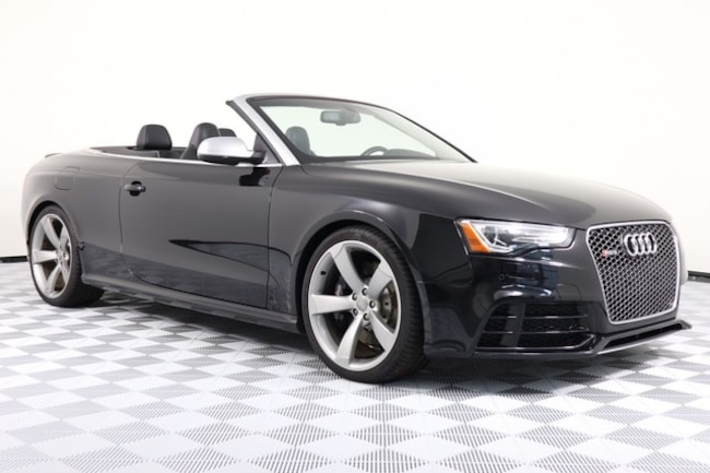 2014 Audi RS 5 Cabriolet Convertible