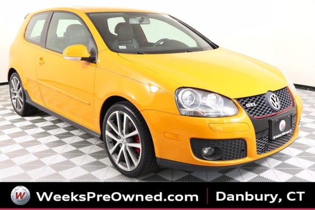 2007 Volkswagen GTI Fahrenheit *Limited Edition* Coupe
