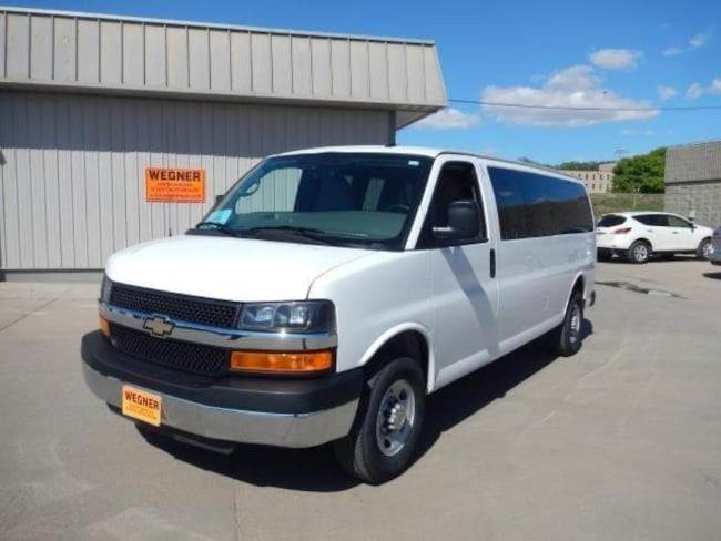 2014 Chevrolet Express 3500 LT w/1LT Van