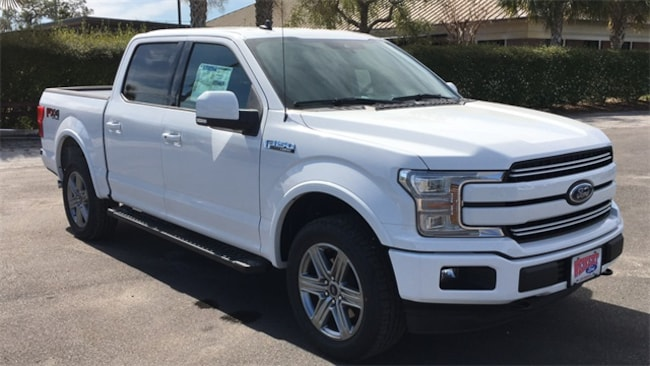 New 2019 Ford F-150 Lariat Truck SuperCrew Cab in Lake Wales