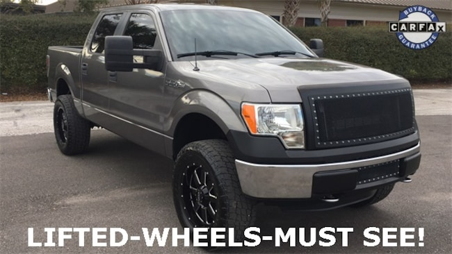 Used 2013 Ford F-150 XL Truck Lake Wales