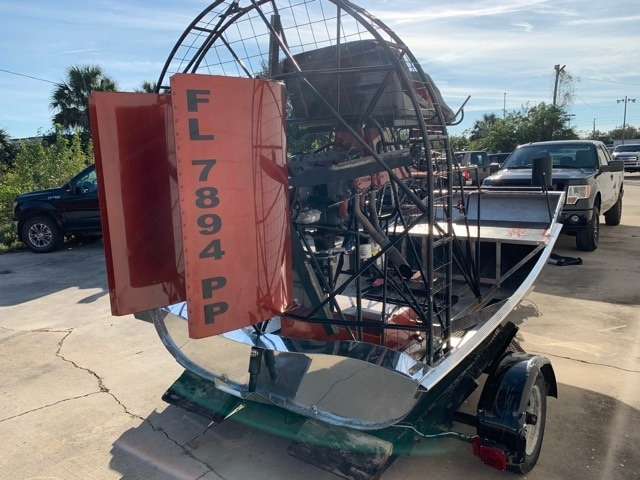Used 2013 Airboat n/a For Sale at Weikert Ford Inc  | VIN