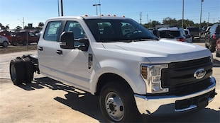 2019 Ford F-350 SD XL Chassis Truck Crew Cab