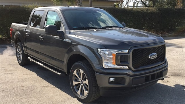 New 2019 Ford F-150 STX Truck SuperCrew Cab in Lake Wales