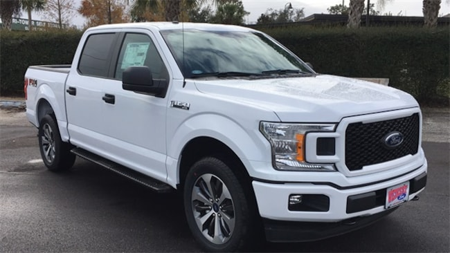 New 2019 Ford F-150 XL Truck SuperCrew Cab in Lake Wales