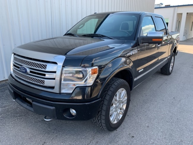 Used 2013 Ford F-150 Platinum Truck Lake Wales