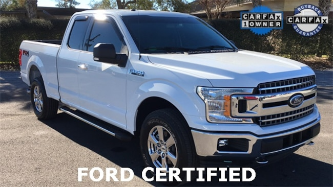 Used 2018 Ford F-150 XLT Truck Lake Wales