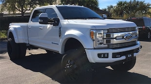 2019 Ford F-450 SD Limited Truck Crew Cab