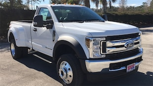 2019 Ford F-450 SD STX Truck Regular Cab