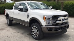 2019 Ford F-350 SD King Ranch Truck Crew Cab