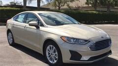 New 2019 Ford Fusion SE Sedan Lake Wales