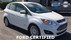 Certified 2016 Ford C-Max Hybrid SEL Hatchback Lake Wales
