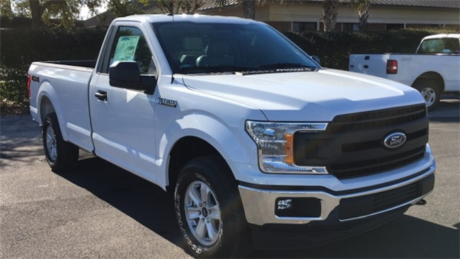 New 2018 Ford F-150 XL Truck Regular Cab in Lake Wales