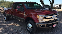 New 2019 Ford F-450 SD King Ranch Truck Crew Cab Lake Wales
