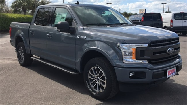 New 2019 Ford F-150 XLT Truck SuperCrew Cab in Lake Wales