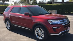 New 2019 Ford Explorer Limited SUV Lake Wales