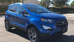Used 2018 Ford EcoSport SES SUV Lake Wales