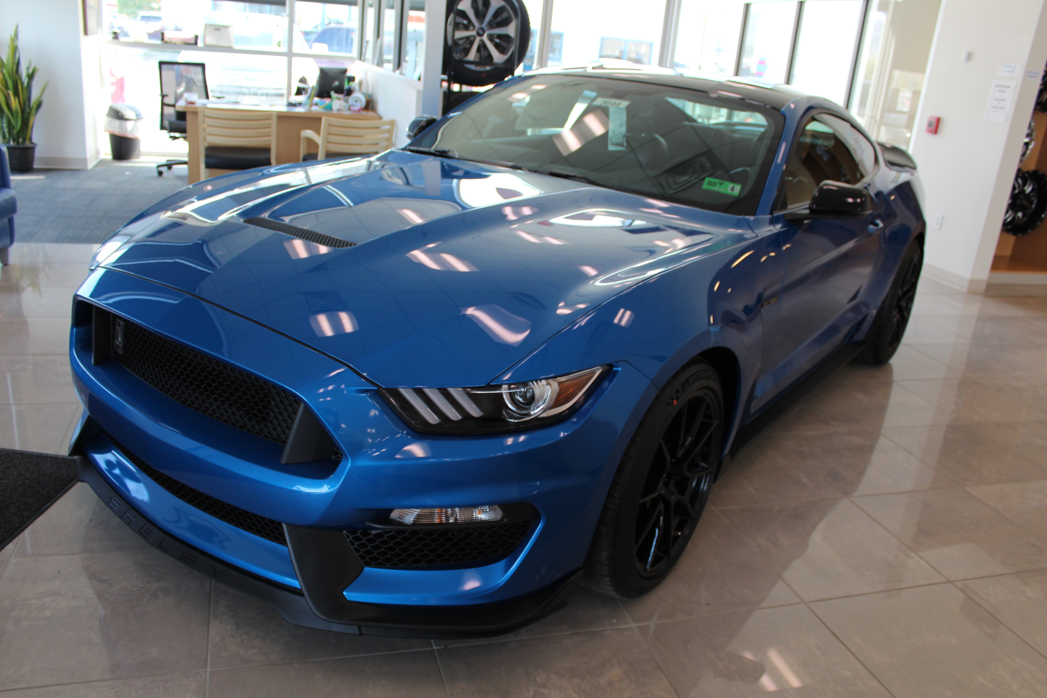 2019 Ford Mustang 350 Shelby Coupe