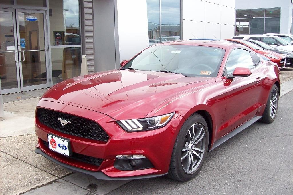 2016 Ford Mustang ECOB Coupe