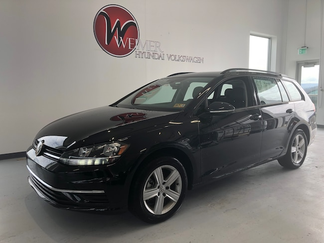 2018 Volkswagen Golf SportWagen TSI Wagon