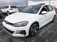 2018 Volkswagen Golf GTI Hatchback