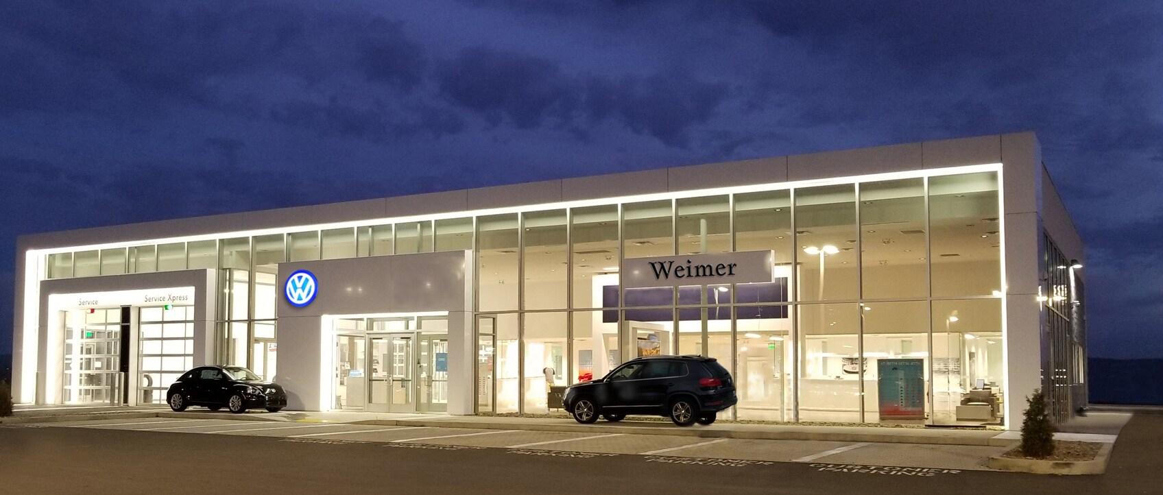 Weimer Volkswagen Of Morgantown Volkswagen Dealership In