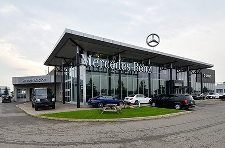 Mercedes-Benz Barrie 2440 Doral Drive, Innisfil, Ontario L9S 0A3
