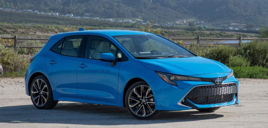 2019 Toyota Corolla Hatchback - Don Valley North Toyota