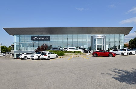 Lexus of Richmond Hill 11552 Yonge St, Richmond Hill, Ontario L4E 3N7