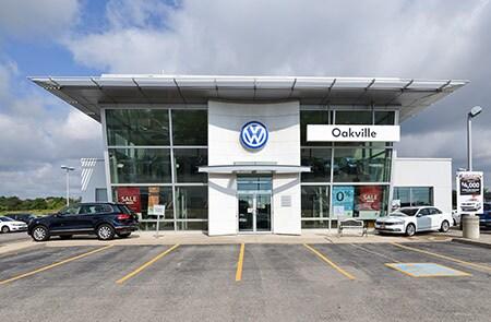 Oakville Volkswagen 1355 North Service Road W, Oakville, Ontario L6M 2W2