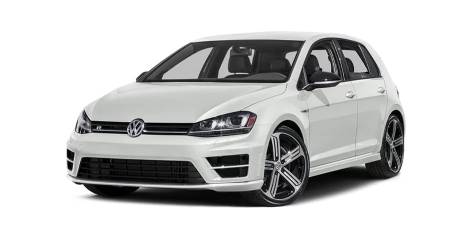 2016 VW Golf 4-Door