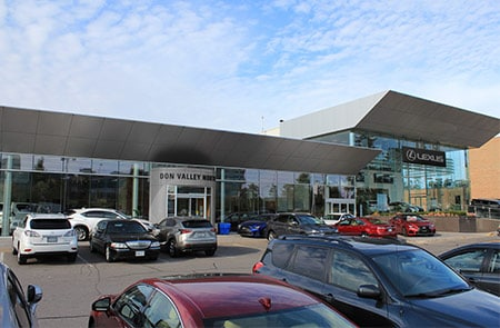 Don Valley North Lexus 3120 Steeles Ave E, Markham, Ontario L3R 1G9