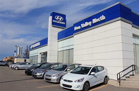 Don Valley North Hyundai 7537 Woodbine Ave, Markham, Ontario L3R 2W1