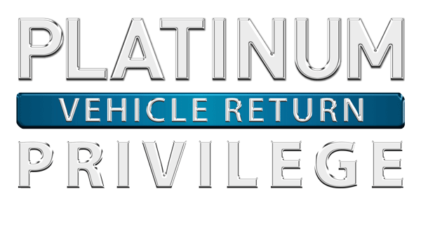 Platinum Vehicle Return Privilege