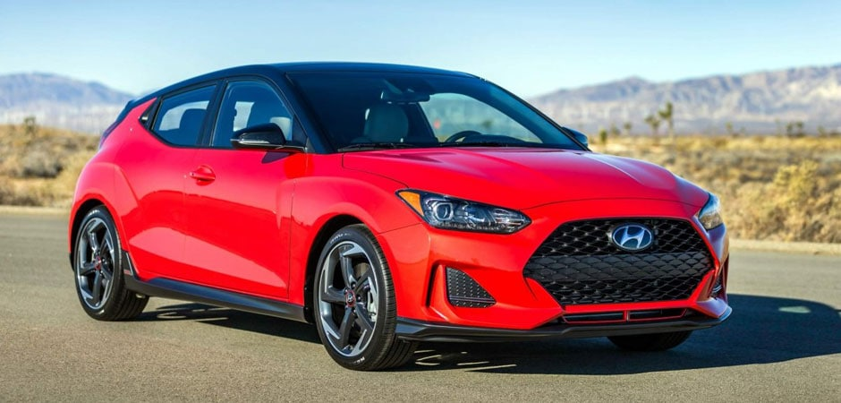 2019 Hyundai Veloster - Don Valley North Hyundai
