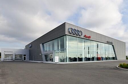 Audi Oakville 1425 North Service Road W, Oakville, Ontario L6M 2W2